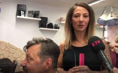 Frau Magalucci im Interview mit ZALBERTUS TV